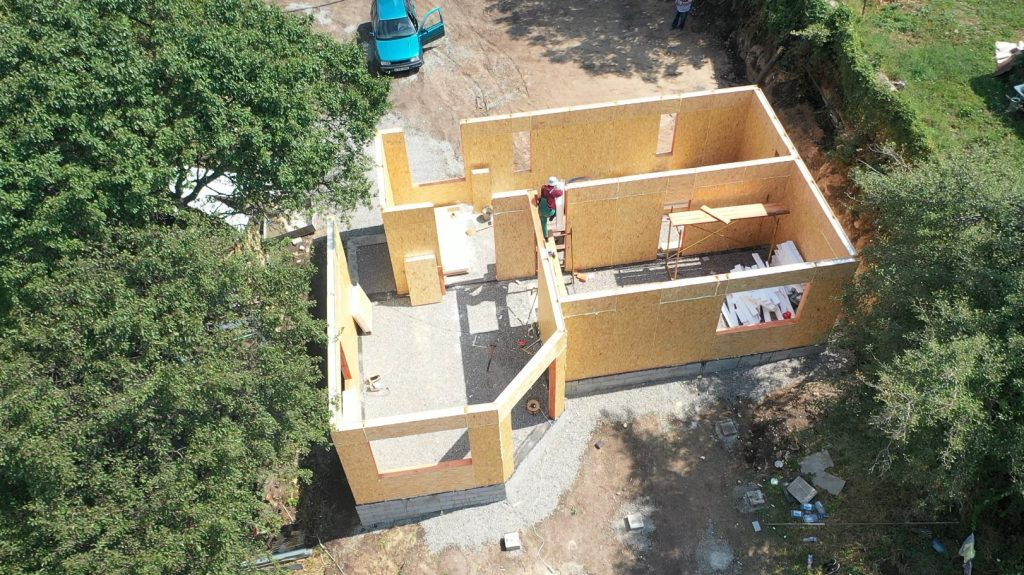 Текущее строительство