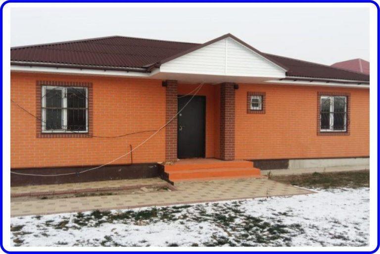 Дом из СИП-панелей в Талдыбулаке