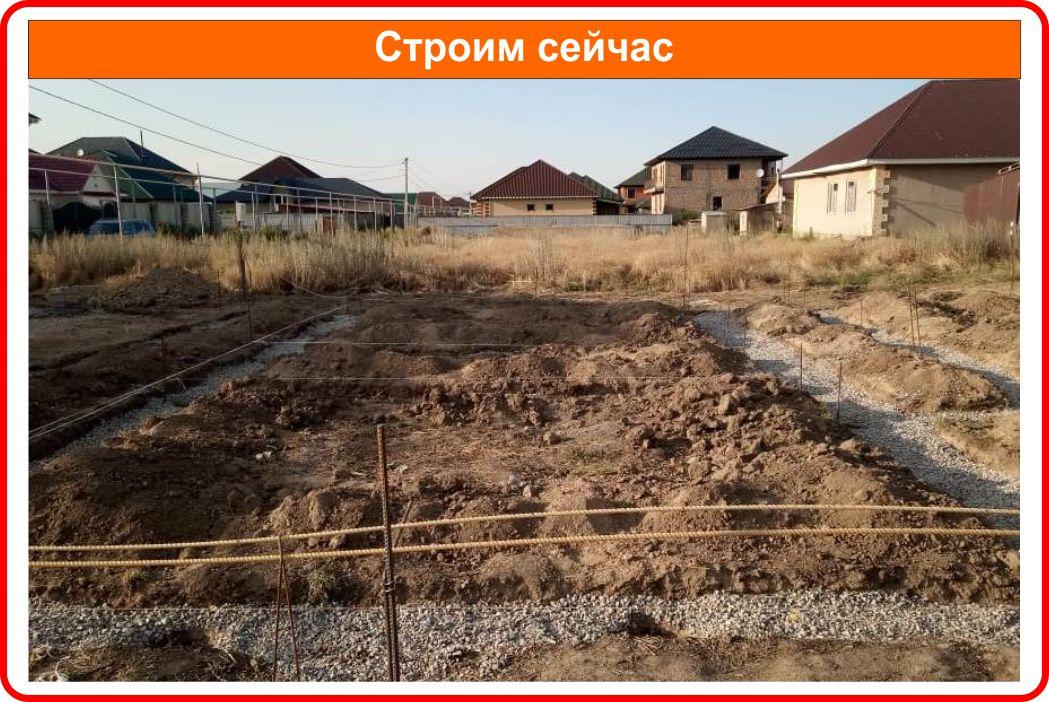 Строим сейчас (обновлено 12.08.2020 г.) объект № 7
