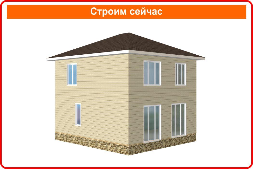 Строим сейчас (обновлено 23.09.2020 г.) объект № 9