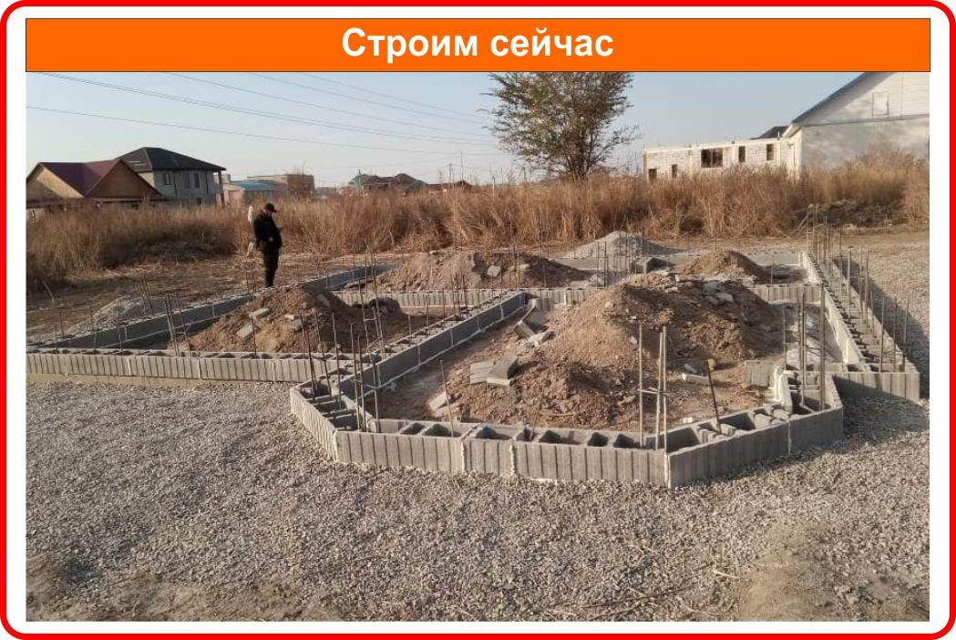 Строим сейчас (обновлено 28.10.2020 г.) объект № 10