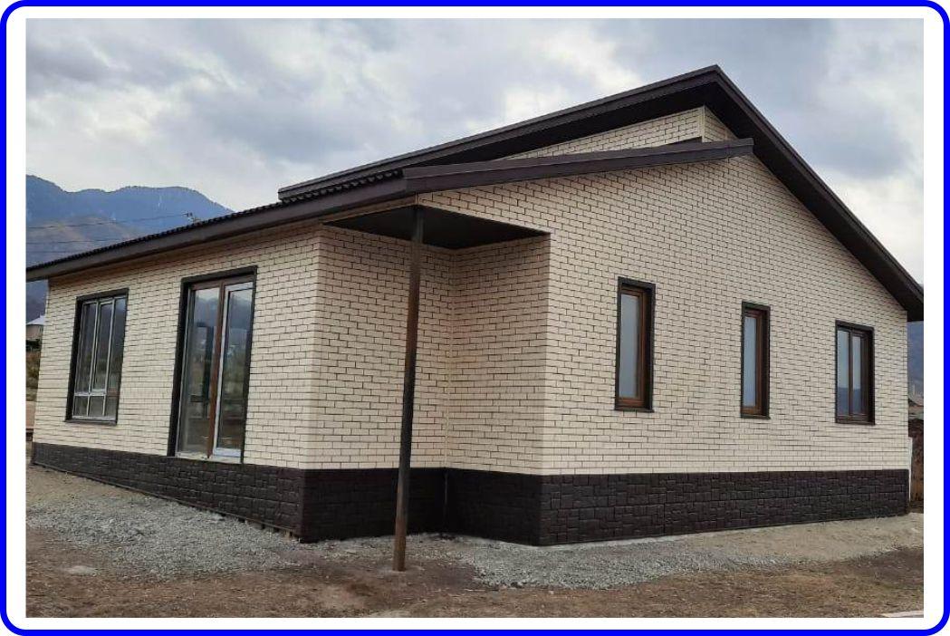 Индивидуальный жилой дом в Талгарском районе